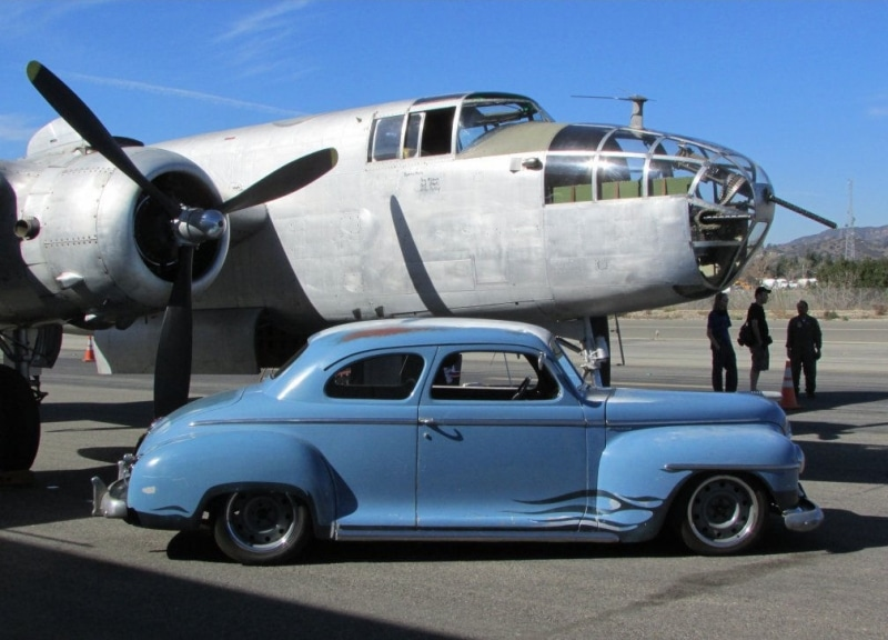 Bill Story's 1948 Plymouth Club Coupe – BC Hot Rod Association